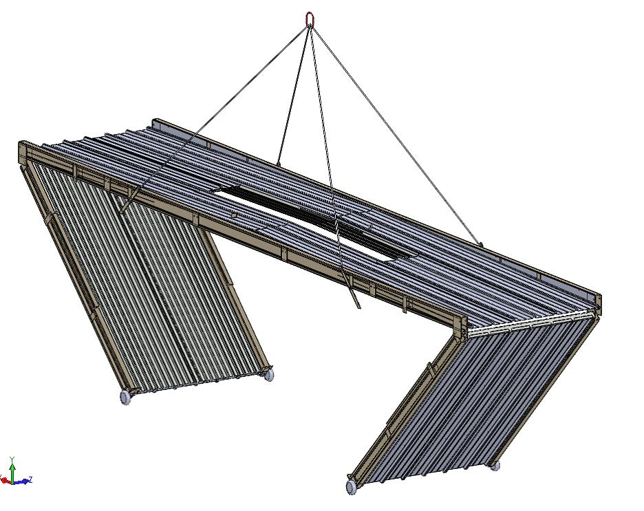 Hangar modulaire FlexOne