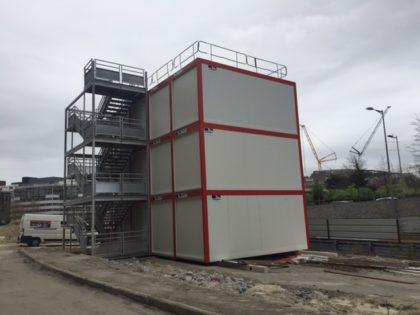 Une construction modulaire JAMART à Nanterre!