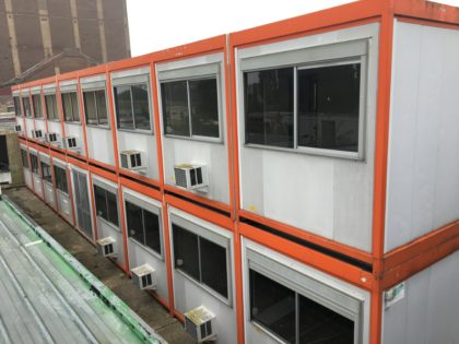 A SAISIR : Ensemble modulaire d'occasion de 360 m2!
