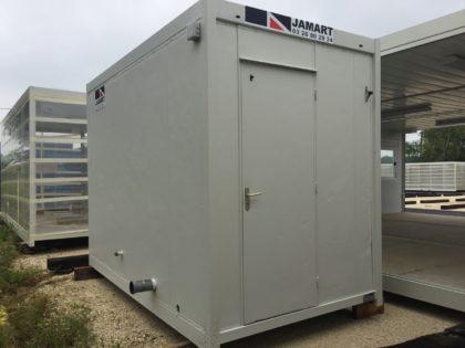 Petit module sanitaire Cougnaud 3,5 x 2,5 m