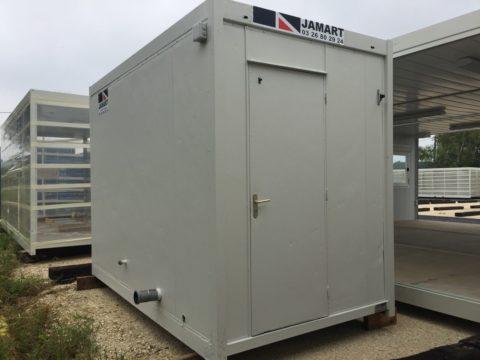 Petit module sanitaire Cougnaud 3,5 x 2,5 m 2