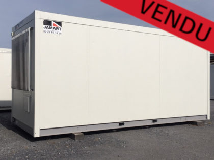 VENDU – Bungalow 15 m2 de marque LOXAM