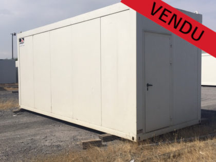 VENDU – Module de marque ALHO 20 pieds