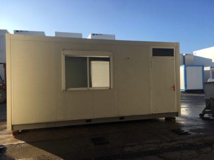 Module unitaire LOXAM 2 grandes fenêtres 15m²