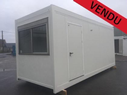 VENDU – Bungalow EUROMODULES environ 15m²