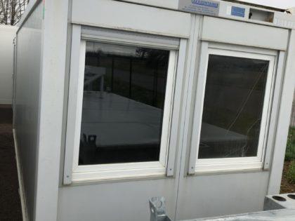 Module CONTAINEX 2 fenêtres environ 15m²