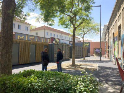 Locaux de stockage – La Briqueterie – Amiens (80)
